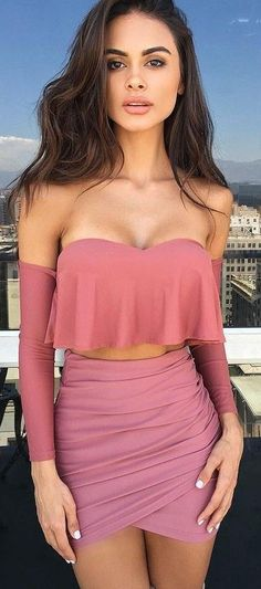 #summer #musthave #outfits |  Pink + Pink