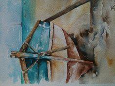 Barca acquerello  ftb