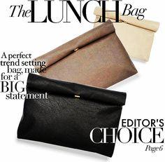 Mini Mercado Fashion - The Lunch Bag