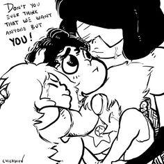 Steven Universe's true compassion of acceptance.