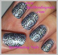 Spellbinding Nails: NC02 + ' Magical! '