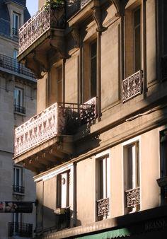 Le Marais, Temple Quarter, Rue du Vertbois, Paris III