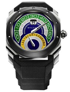 Watches Of The 2014 Brazil World Cup - Wich one best captures the spirit of the FIFA World Cup for you? See them all here on aBlogtoWatch.com - We've updated our list with this Bulgari Octo Bi-Retro Brazil Limited Edition watch of 50 numbered pieces. Let us know if there are any more that belong on the list we've missed...
