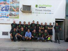 Multiplay Mantenimiento de Parques infantiles y de bolas, con el Mejor equipo de profesionales