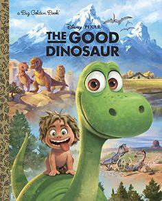 The Good Dinosaur Big Golden Book (Disney/Pixar The Good Dinosaur) (a Big Golden Book) by RH Disney http://www.amazon.com/dp/0736430822/ref=cm_sw_r_pi_dp_yBM3vb1G8ERPS