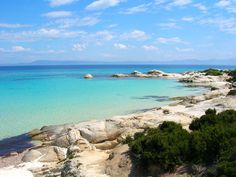 Kavourotripes | Beaches | Nature | Halkidiki Prefecture