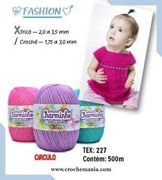 SUPER INDICAÇÃO DE LÃS E LINHAS PARA SEUS TRABALHOS! INFORME-SE. PESQUISE. PREÇO E QUALIDADE. ♡ ❣ $$$$ FAÇA TRABALHOS DE QUALIDADE COM BAIXO CUSTO. Baby E, Baby Kids, Crochet Hats, No Frills, Yarns, Knitting Hats