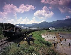 Eastern and Oriental Express - read about Asia's Greatest Train Journeys: http://travelblog.viator.com/asia-greatest-train-journeys/