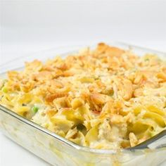 Chicken Noodle Casserole I - Allrecipes.com