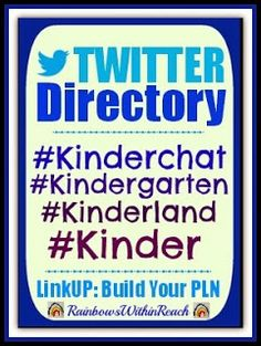 Twitter Directory: PLN for Primary Tweeps