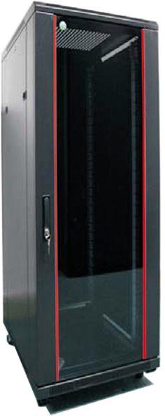 """Armadio Rack 19"""" da 600x600x1610 32 Unità. Prodotti per Reti Dati Fte maximal Italia"""