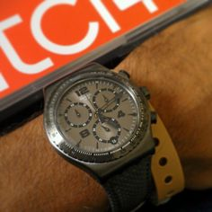 PARIOLI http://swat.ch/Irony_Parioli #Swatch