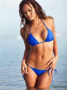 Just Babes In Bikinis: Photo Sexy Outfits, Tumbrl Girls, Jolie Lingerie, Bikini Photos, Hot Bikini, Blue Bikini, Bikini Babes, Swimsuits, Swimwear