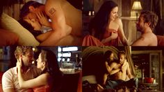 Lost Girl - Bo & Dyson I love them together Lost Girl Bo, Anna Silk, Nerd Herd, Nerd Love, Parks And Recreation, Best Couple, Girls Image, Best Shows Ever, Best Tv