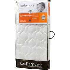 Matelas bébé confort souple 60 x 120 cm Bellemont