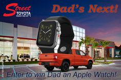 Facebook 2, New Apple Watch, Love You Mom, Jealous, Four Square, Toyota, Eve, Father, Dads