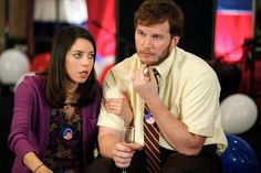 April and Andy From Parks and Rec @Jennifer Jacobs, this is a serious contender for this year