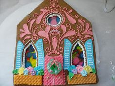 the enchanted oven: Gingerbread