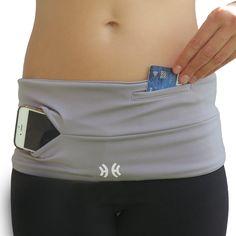 Limber Stretch ORIGINAL HIP HUG CLASSIC or PRO Travel and Running Fanny Pack available in PLUS SIZES : Sports & Outdoors