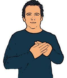 Love - British Sign Language (BSL)