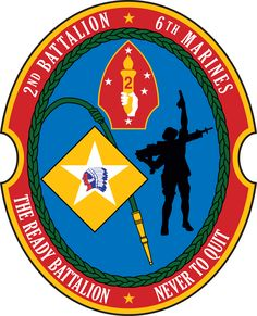2nd Battalion 6th Marine Regiment of United States Mariners Corps
