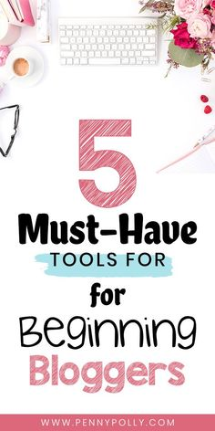 Maybe you just started your own blog, or are 3 months into it. Knowing what to do, and how to help yourself grow your blog can be overwhelming. And not to mention scary! Thankfully, there are blog-building tools out there to make your work easier! Grab these 5 must-have tools for beginning bloggers to amplify your blog growth. #bloggging #bloggingtools #bloggingforbeginners Must Have Tools, Blogger Tips, Queen, Blogging For Beginners, Make Money Blogging, How To Start A Blog, 3 Months, 2015 Planner, Blog Planner
