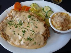 Chicken Fried Steak with Country Gravy - Classic Comfort Food Right Here!