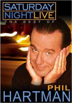 Saturday Night Live - The Best of Phil Hartman DVD Movie
