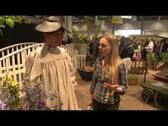 Perenner från förr - Karin Larssons trädgård i Sundborn - YouTube