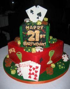 Let's Celebrate!  #casino #birthdays Simon Lee Bakery