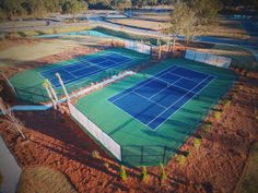 Tennis Court Amenity - Oyster Point - Daniel Island SC