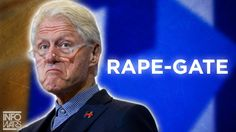 Clinton Campaign Panics Over Rape Allegations - YouTube