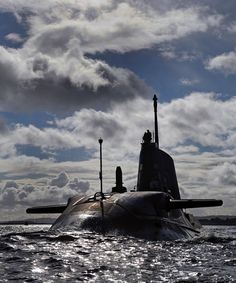 HMS Ambush – the second of the Navy's planned flotilla of seven Astute-class submarines – today made her debut in Scotland as she arrived at Faslane. The £1bn boat has spent the past four days undergoing trials on the 200-mile journey from the yard where she was built to her new home.