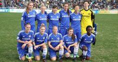 Chelsea FC Ladies Team 2014... ♥