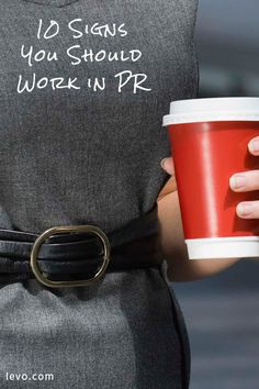Find out if public relations is the right career for you!