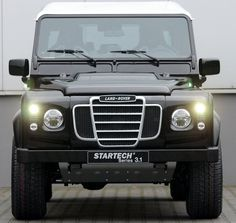 LandRover by Startech