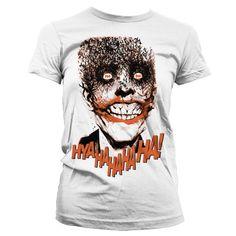 Batman The Joker - HyaHaHaHa Koszulka Damska