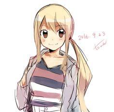 Nalu is love. Nalu is life. Fairy Tail Lucy, Fairy Tail Nalu, Fairy Tail Girls, Fairy Tail Couples, Fairy Tail Ships, Fairytail, Gruvia, Filles Fairy Tail, Oc Manga