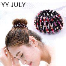 Girl's Hair Accessories Apparel Accessories Search For Flights Korea Handmade Retro Wool Rabbit Hair Accessories Headband For Girls Hair Rubber Band Hair Bows Hair Ties 4