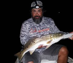 Strong Angler Challenge - [U.S. Open] - Redfish at night. #redfish