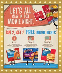 Two Free Movie Nights* #TysonFreeMovieNight 'Winter to Go' Offer via @thedealmatch #ad