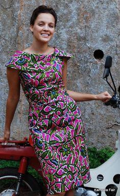 African print dress | African Dress Code
