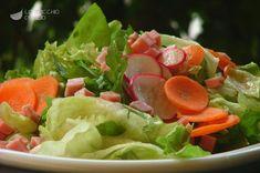 dieta dissociata da mangiare con insalata di pomodori