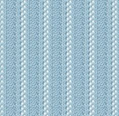 I love the eyelet edging on this sample. Lace Knitting Stitches, Crochet Stitches Patterns, Knitting Charts, Lace Patterns, Knitting Patterns Free, Free Knitting, Baby Knitting, Stitch Patterns, Stitch Design