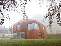 House 11 x 11,© Titus Bernhard Architekten