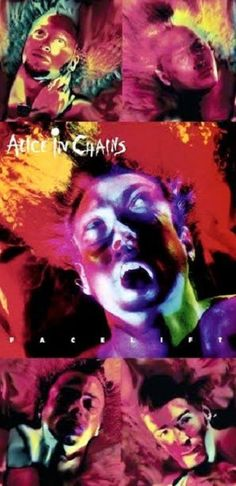 """Everything Layne Staley - then-a-demon-came-to-him: """"The album cover was. Chris Cornell Live, Black Hole Sun, Mad Season, Temple Of The Dog, Stone Temple Pilots, Layne Staley, Alice In Chains, Pearl Jam, Rock Bands"""
