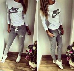 shirt nike converse white joggers grey swag teenagers tumblr