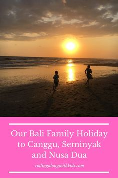 Our diary of our Bali Family Holiday in October We also visited Singapore and during our time in Bali stayed in Nusa Dua, Seminyak and Canggu Singapore With Kids, Holiday In Singapore, Visit Singapore, Bali With Kids, Travel With Kids, Bali Family Holidays, Bali Travel, Sunday Brunch, Regency