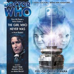 103. The Girl Who Never Was - Doctor Who - The Collected 8th Doctor - Big Finish