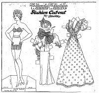 WINNIE WINKLE Paper Dolls, 5-19-35